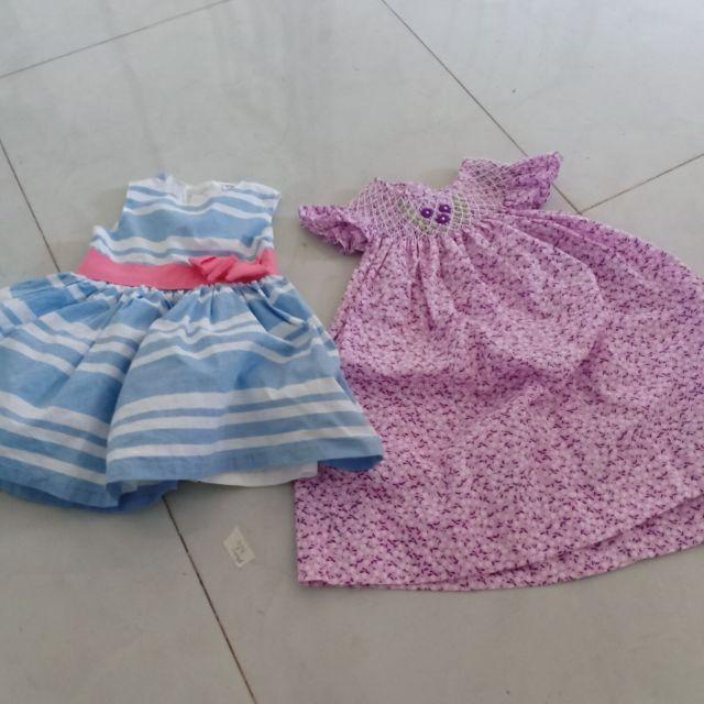 Sét váy hoa nhí