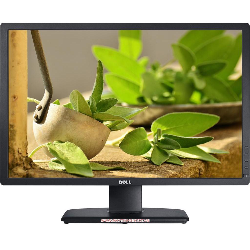 """MÀN HÌNH MÁY TÍNH CŨ LCD Dell Ultrasharp 24"""" model U2412M full HD led IPS chuyên đồ họa Hàng Like new hình ảnh đẹp Giá chỉ 2.700.000₫"""