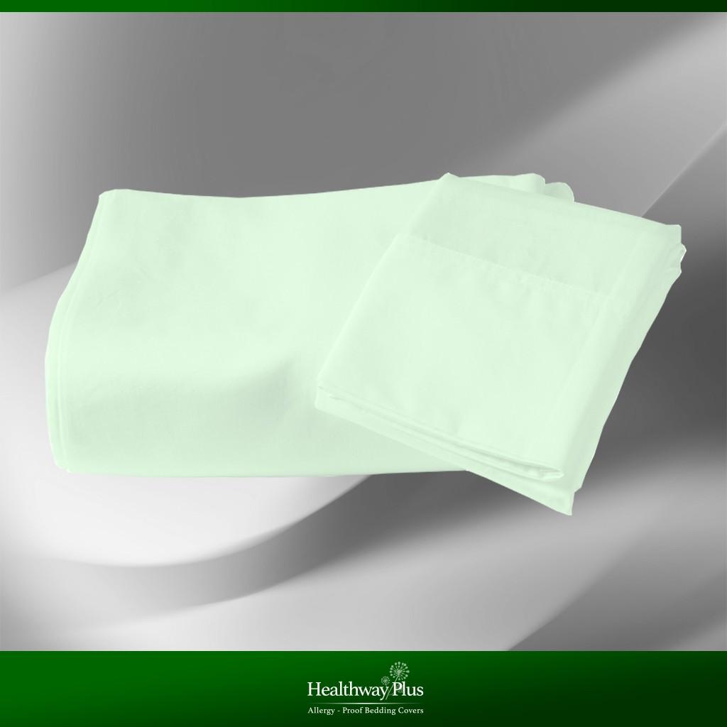 ปลอกผ้านวมกันไรฝุ่นเตียงคู่เล็กขนาด70