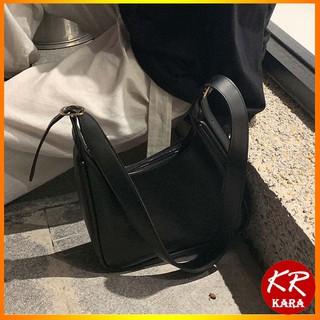 (Hàng Chất) Túi kẹp nách nữ Túi đeo chéo nữ KR 362- Da PU cao cấp, Size 23, 2 màu lựa chọn- KARA 362