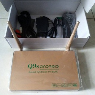 SIÊU PHẨM ĐẦU THU TV BOX Q9S