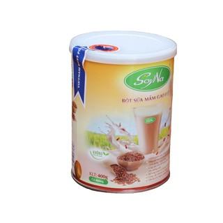 Bột Sữa Mầm Gạo Lứt – Không Đường