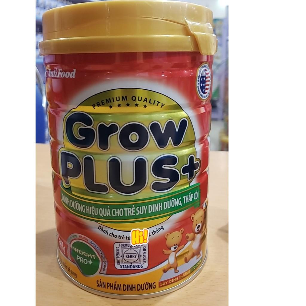 Sữa Bột Nutifood Grow Plus+ 780g
