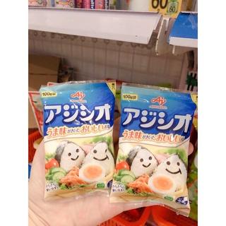 Muối ăn dặm cho bé mặn Ajnomoto (nội địa Nhật)