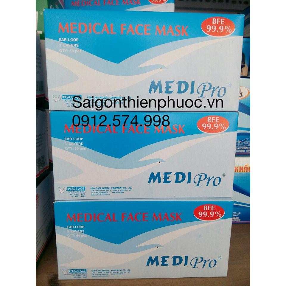Khẩu trang y tế Medipro - 3294997 , 948004367 , 322_948004367 , 32000 , Khau-trang-y-te-Medipro-322_948004367 , shopee.vn , Khẩu trang y tế Medipro
