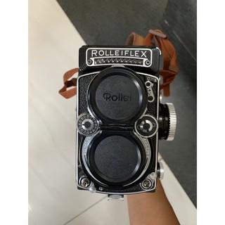 máy ảnh phim medium format rolleiflex 2.8 E