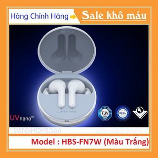 Tai nghe không dây LG Tone Free HBS-FN7 Màu Trắng - 100% Hàng Chính Hãng