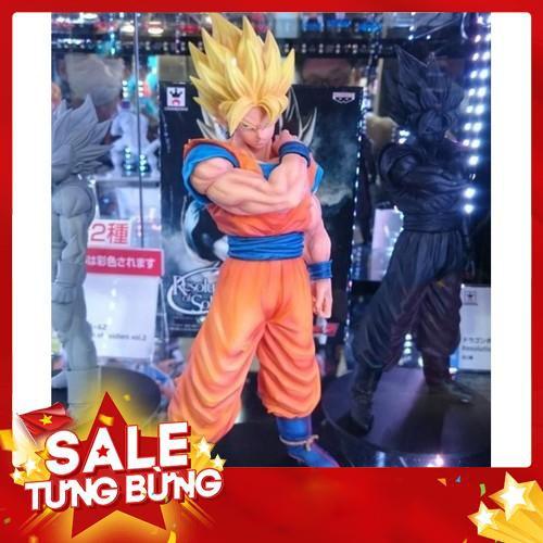 Figure anime Son Goku SSJ2 – Dragon Ball – Mô hình nhân vật Goku – Hàng nhập khẩu
