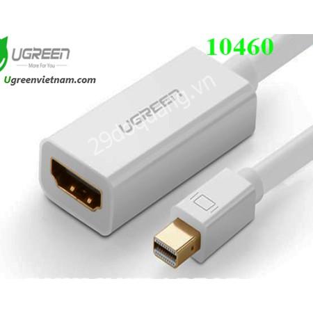 Cáp Mini Displayport To HDMI Ugreen UG-10401 Chính Hãng