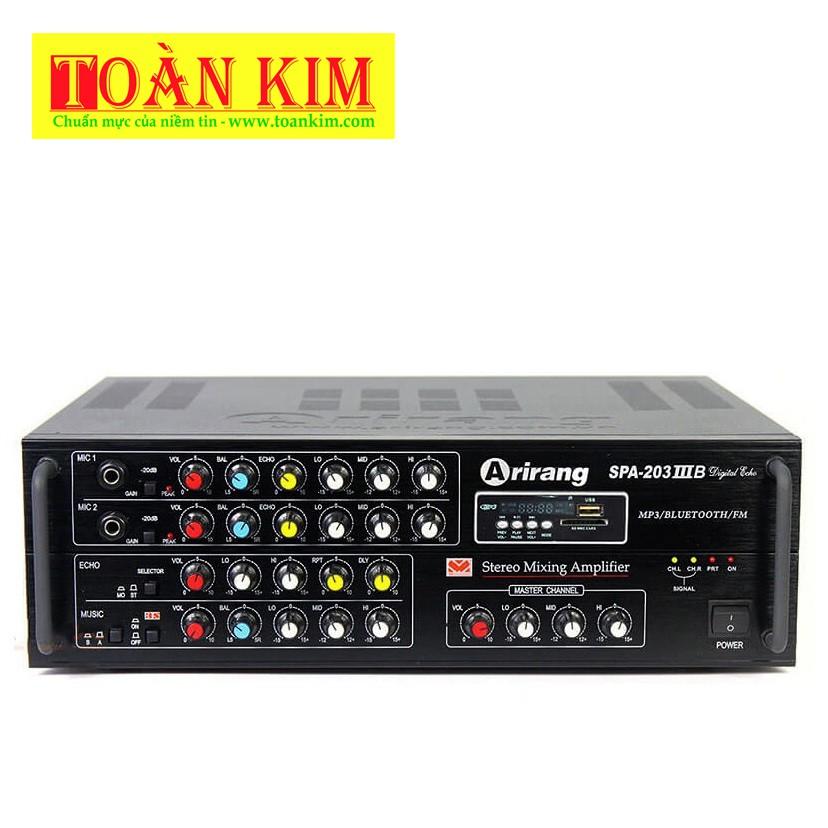AMPLY Arirang SPA-203III Bluetooth