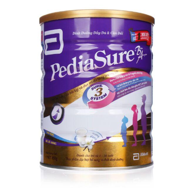 Sữa Pediasure 850g