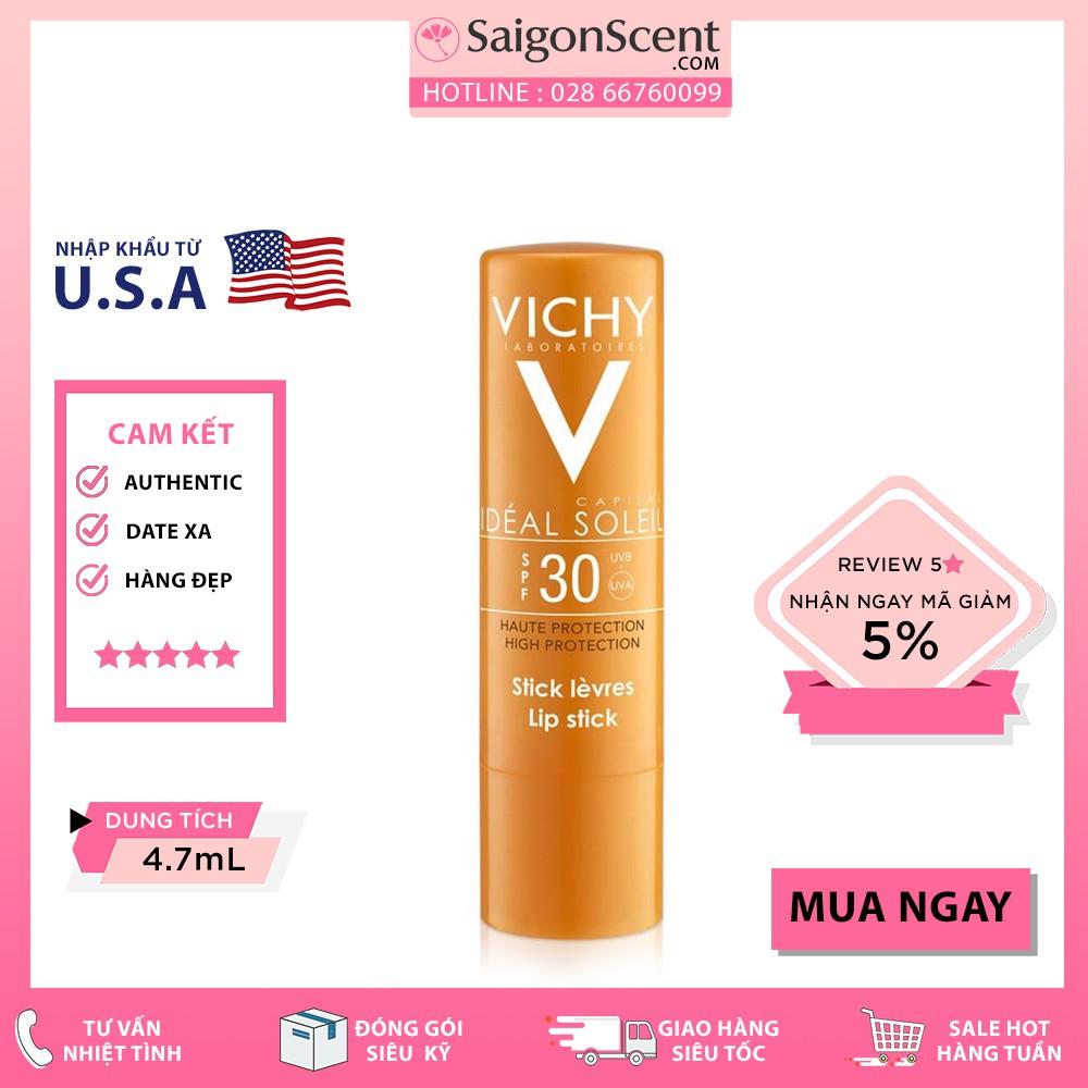 son dưỡng môi Vichy spf 30