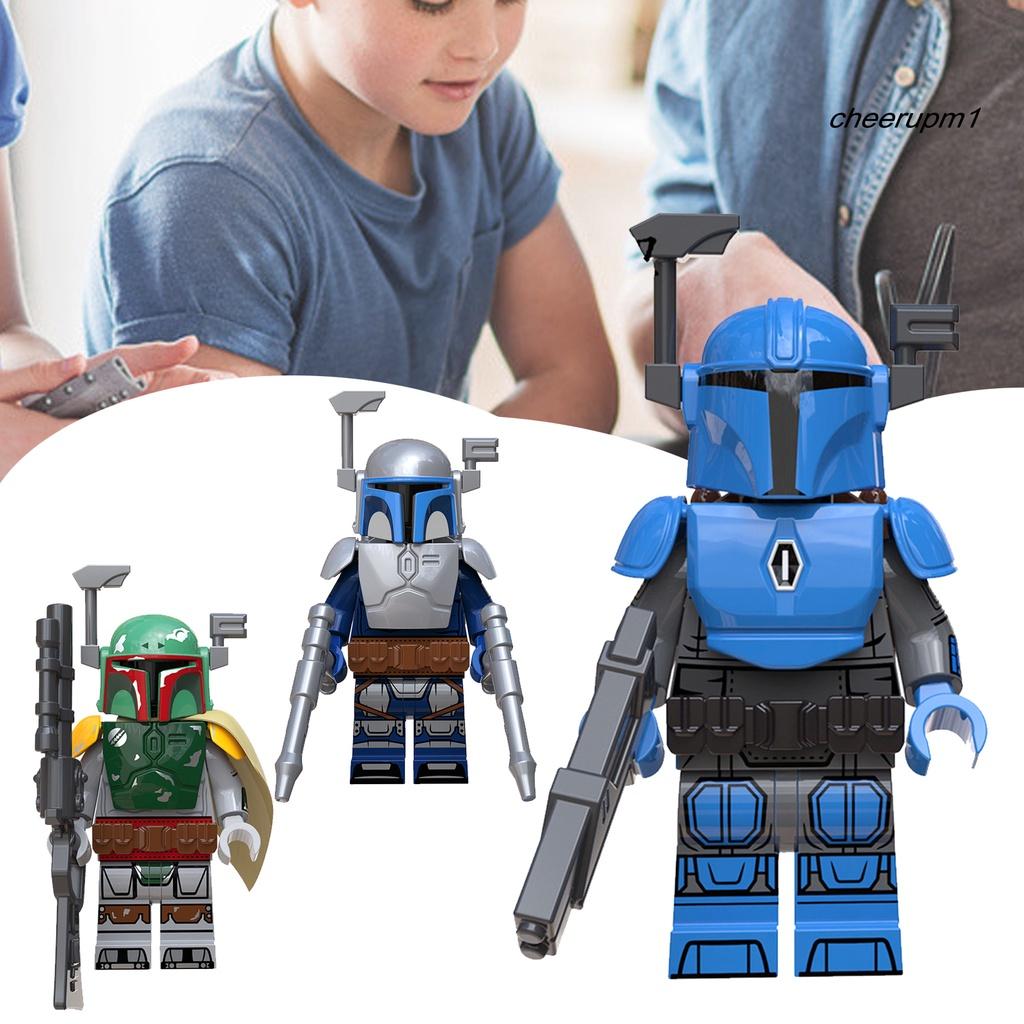 Đồ chơi mô hình nhà Mini bằng nhựa có cánh tay xoay cho bé
