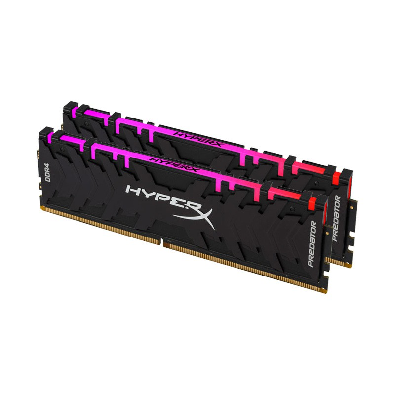 Ram máy tính Kingston HyperX Predator RGB 32GB (Kit 16GB x 2) Bus 3200