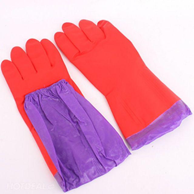 Gắng tay cao su lót nỉ bảo vệ đôi bàn ✋ tuyệt đối
