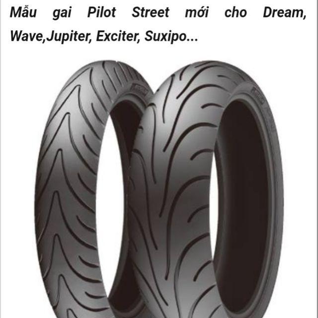 Vỏ Michelin 60/90/17 vỏ trước cho wave dream sirius