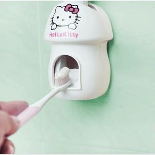 Dụng cụ nhả kem đánh răng Hello Kitty – Dụng cụ nhả kem đánh răng tiện dụng