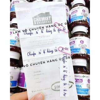 DHA HEALTHY CARE CHO BÉ TỪ 4 THÁNG TUỔI