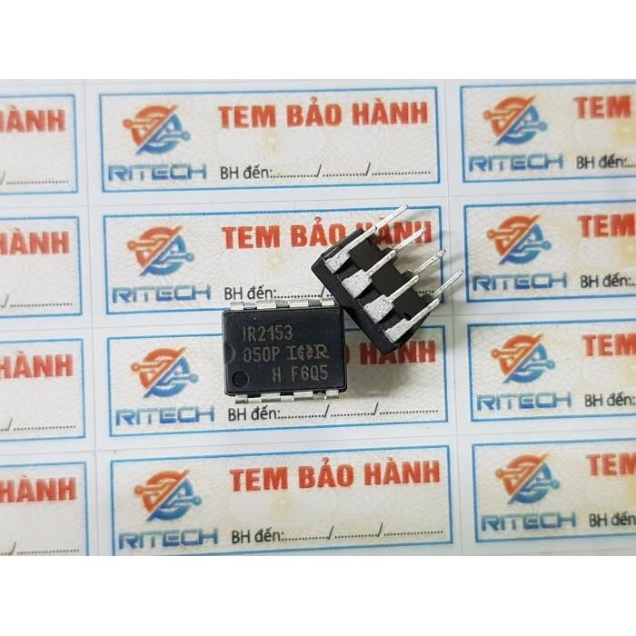 [Combo 5 chiếc] IR2153 IC Chức Năng DIP-8