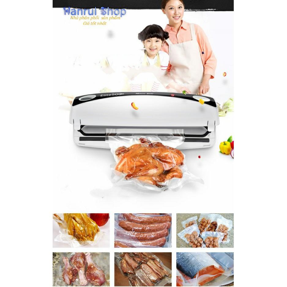 Máy hút chân không bảo quản thực phẩm Elite500 Plus hàng cao cấp - 3158553 , 1230939669 , 322_1230939669 , 1480000 , May-hut-chan-khong-bao-quan-thuc-pham-Elite500-Plus-hang-cao-cap-322_1230939669 , shopee.vn , Máy hút chân không bảo quản thực phẩm Elite500 Plus hàng cao cấp