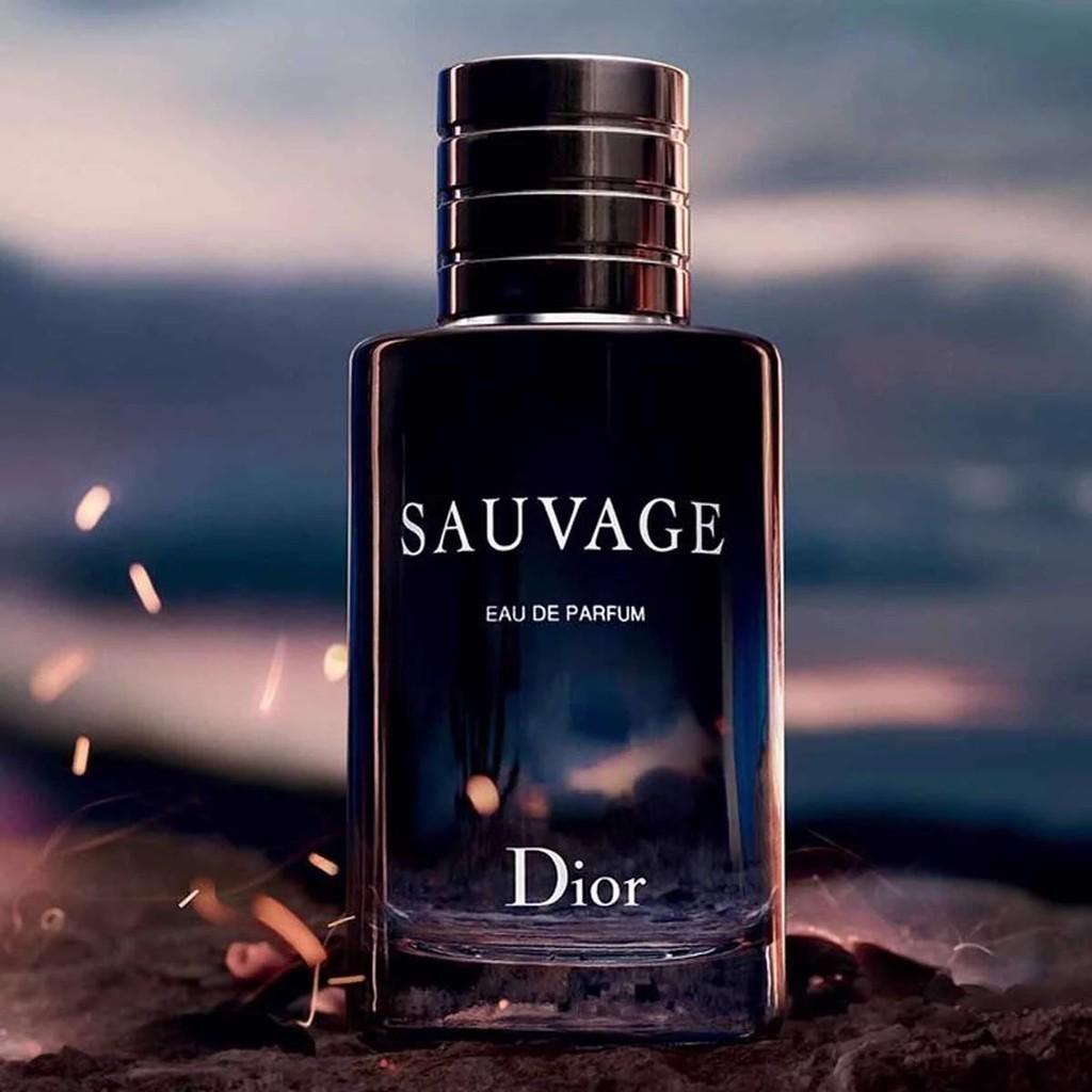 Nước hoa nam Sauvage Eau De Toilette (EDT) 100ml chính hãng Pháp