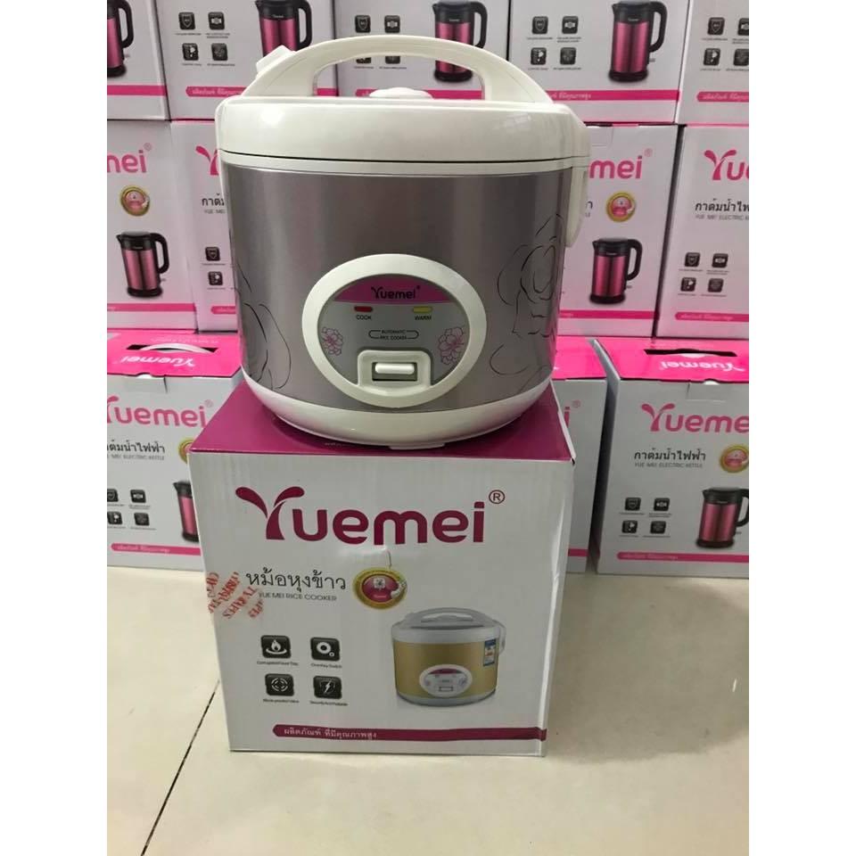 Nồi cơm điện Yuemei Thái 1,8L - 2881051 , 257787680 , 322_257787680 , 470000 , Noi-com-dien-Yuemei-Thai-18L-322_257787680 , shopee.vn , Nồi cơm điện Yuemei Thái 1,8L