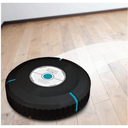 Robot lau nhà hút bụi tự động