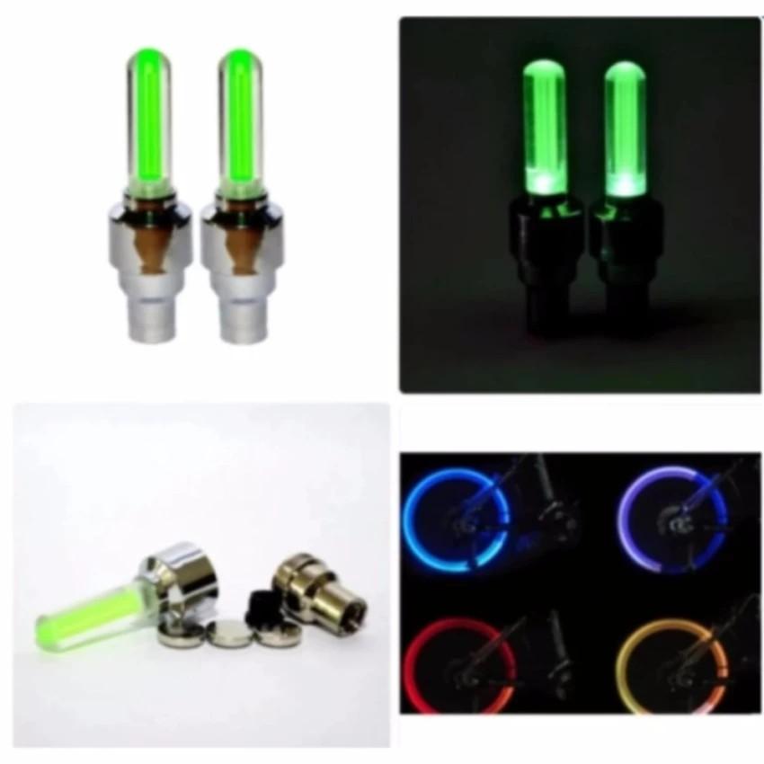 Bộ 2 đèn LED gắn van bánh xe đạp, xe máy, xe ô tô phát sáng khi chuyển bánh - 3600498 , 971417420 , 322_971417420 , 9000 , Bo-2-den-LED-gan-van-banh-xe-dap-xe-may-xe-o-to-phat-sang-khi-chuyen-banh-322_971417420 , shopee.vn , Bộ 2 đèn LED gắn van bánh xe đạp, xe máy, xe ô tô phát sáng khi chuyển bánh