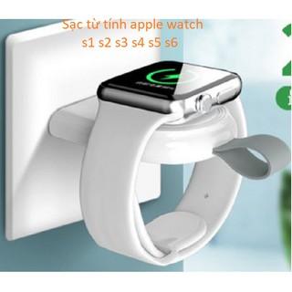 [Mã ELFLASH5 giảm 20K đơn 50K] Đế Sạc không dây Apple Watch Cổng Cắm USB Tiện Dụng - Bảo hành 1 đổi 1