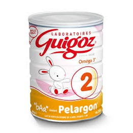 Sữa Guigoz 2 Pelargon