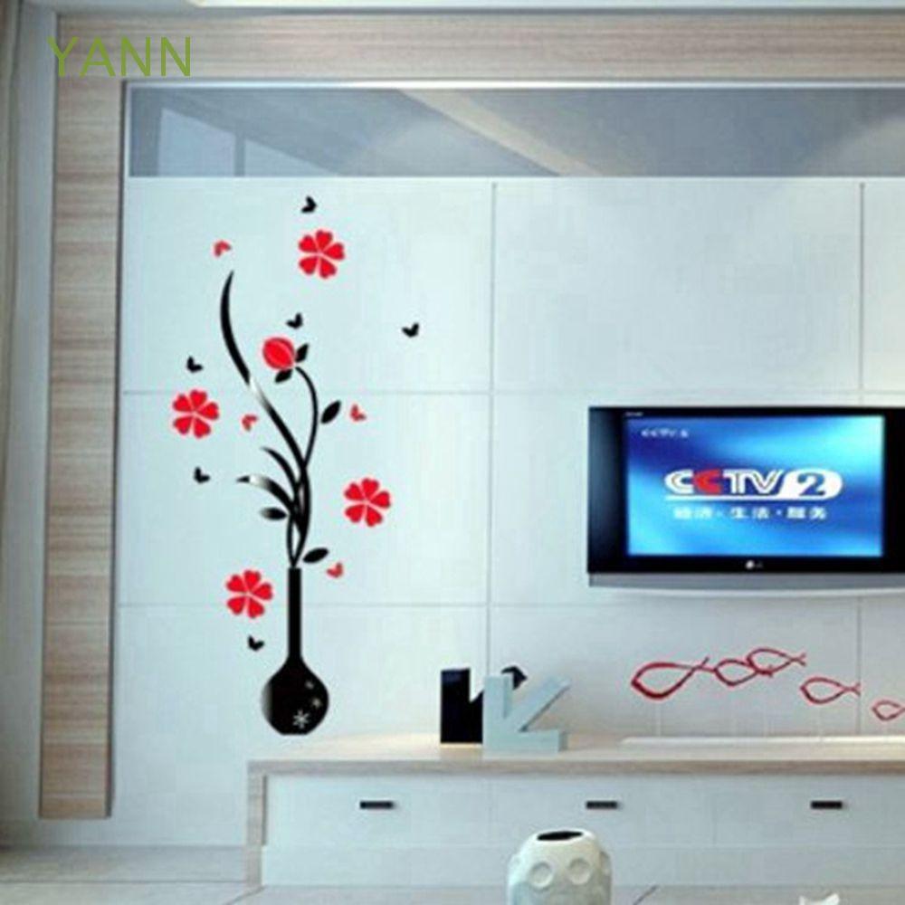 Sticker Dán Tường Dùng Trang Trí Phòng Ngủ