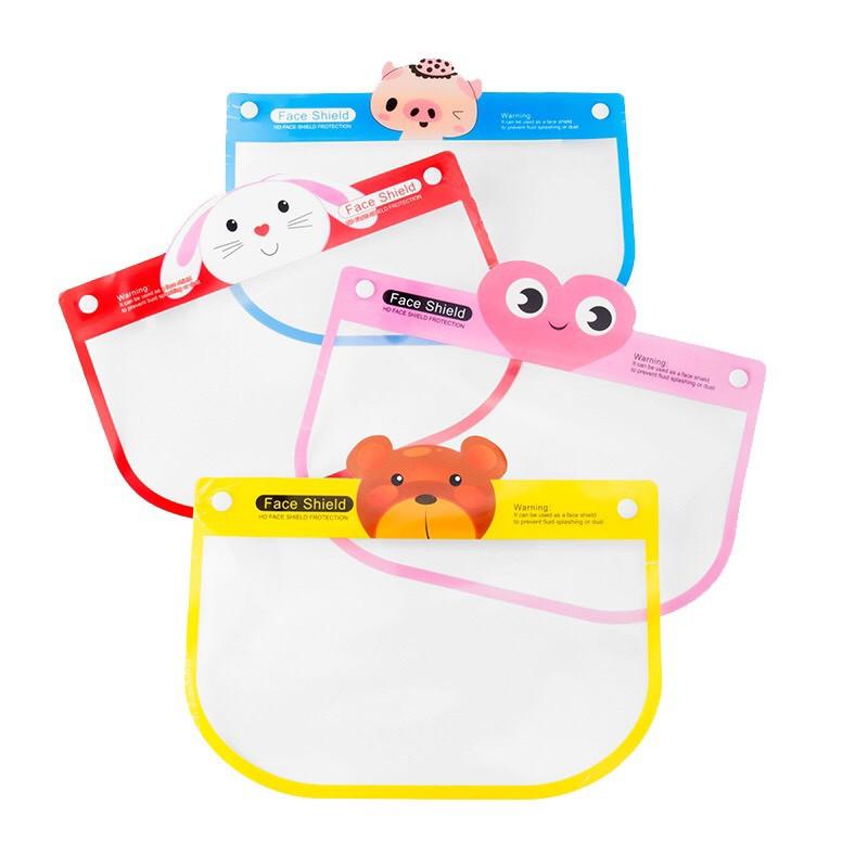 Màn chắn - Kính kiếng chắn giọt bắn cho bé - Baby Face Shield - Kính chống dịch cho trẻ...