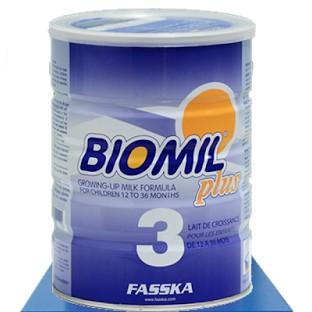 Sữa biomil 3 800g