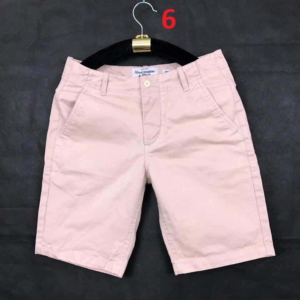 Quần short kaki nam màu hồng - 2593729 , 262989833 , 322_262989833 , 158000 , Quan-short-kaki-nam-mau-hong-322_262989833 , shopee.vn , Quần short kaki nam màu hồng