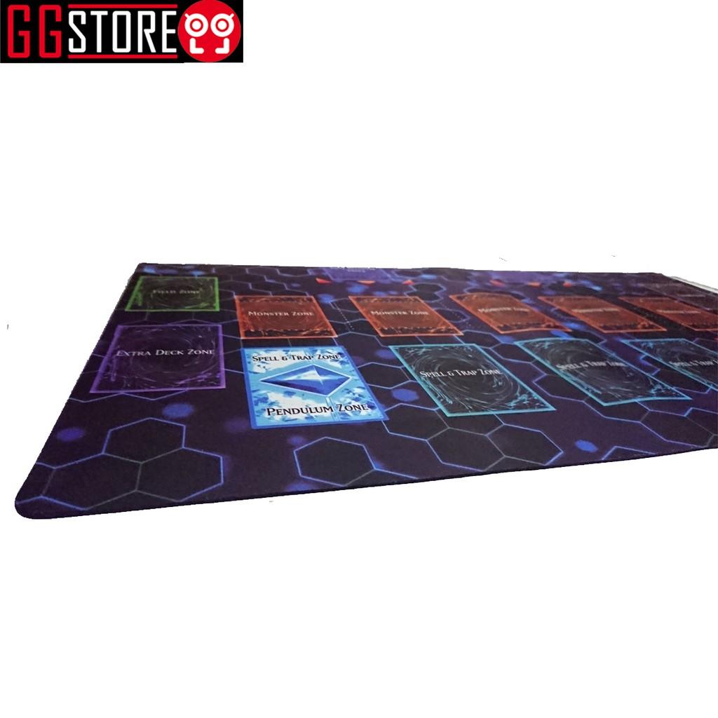 Sàn đấu Cao Su Yugioh Cao Cấp - Playmat Custom Yugioh
