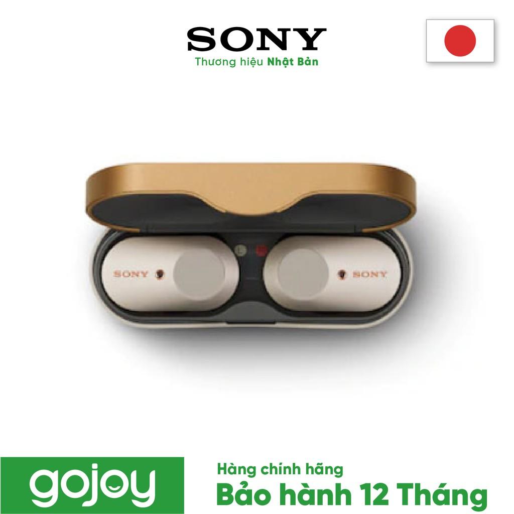 [Mã ELMALL1TR giảm 5% đơn 3TR] Tai nghe không dây chống ồn SONY WF-1000XM3 Chính hãng - Hàng phân phối