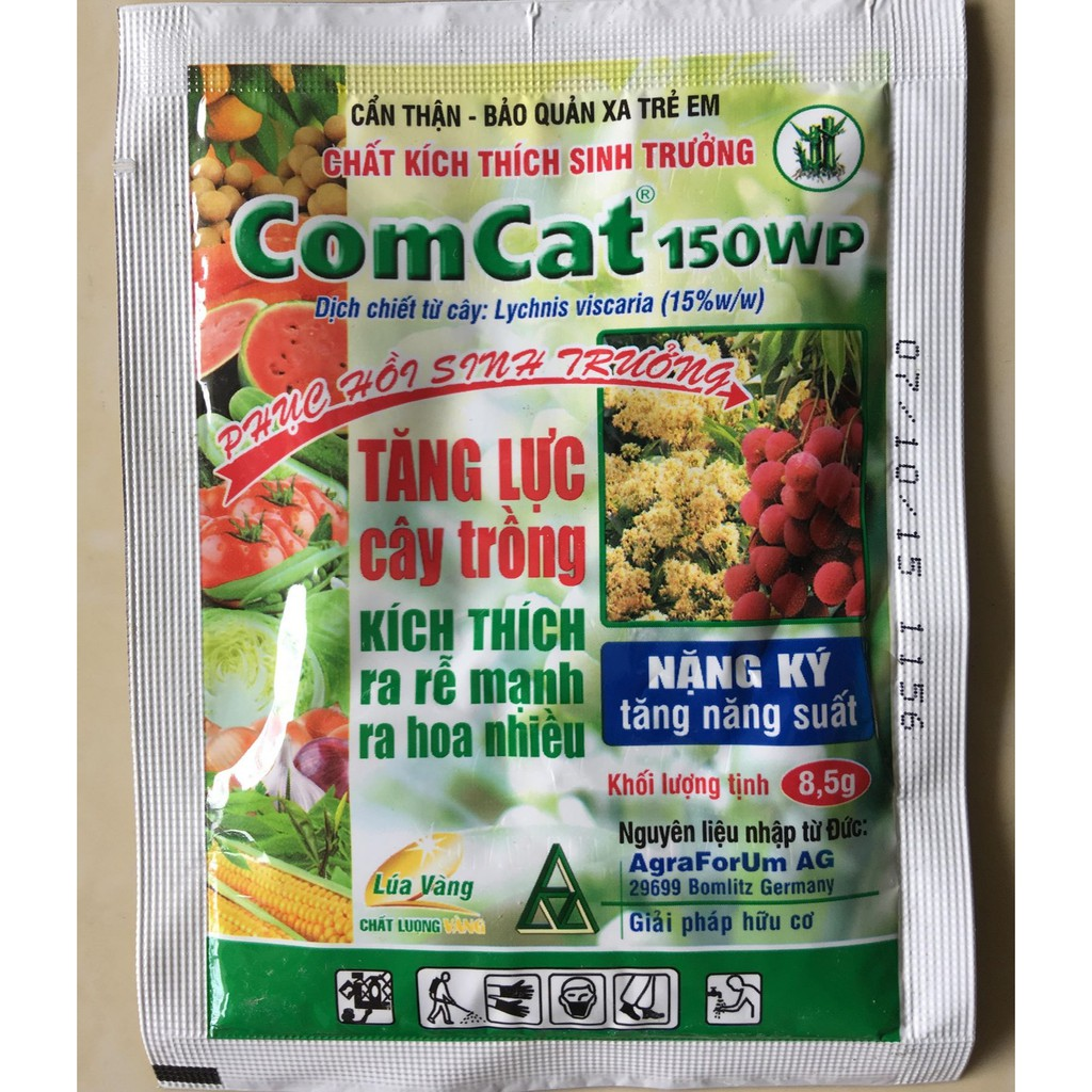 Chất kích thích sinh trưởng cây trồng COMCAT 150WP - 2848886 , 798669535 , 322_798669535 , 25000 , Chat-kich-thich-sinh-truong-cay-trong-COMCAT-150WP-322_798669535 , shopee.vn , Chất kích thích sinh trưởng cây trồng COMCAT 150WP