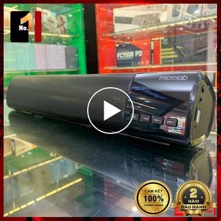 Loa Thanh Máy Vi Tính Chính Hãng Bluetooth Để Bàn 2.0 MICROLAB MS212 Loa Gaming Laptop Pc Có Dây thumbnail