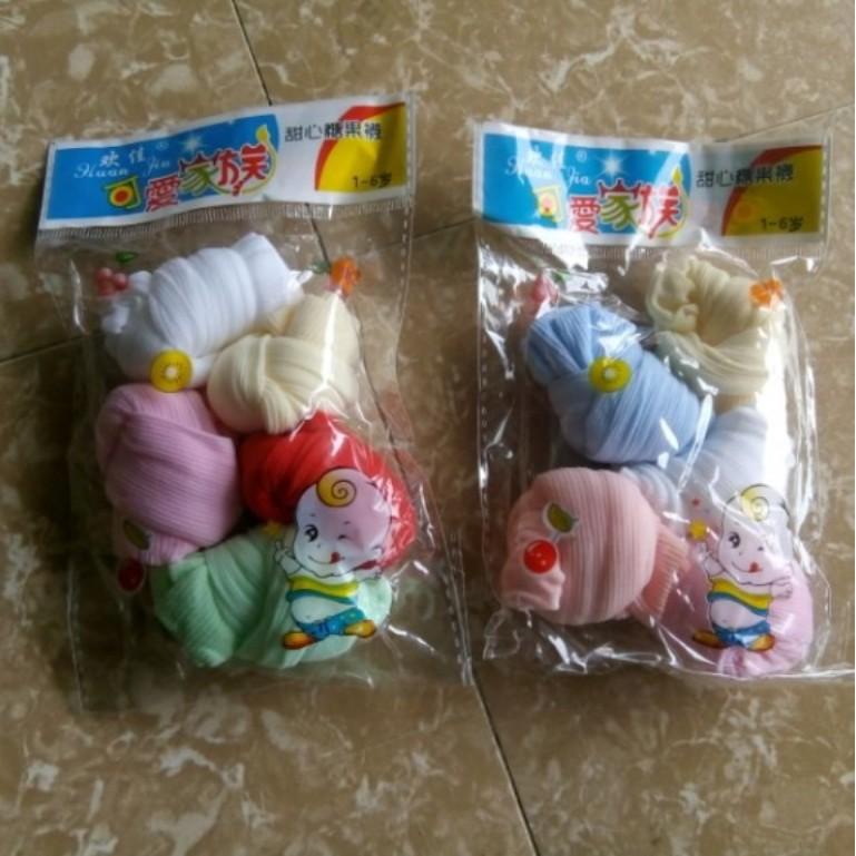 Set 5 Tất kẹo cho bé yêu( Tất da chân cho trẻ sơ sinh ) tốt nhất giá rẻ nhất