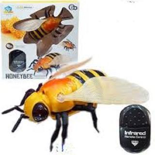 Đồ chơi con ong điều khiển (tặng kèm pin)