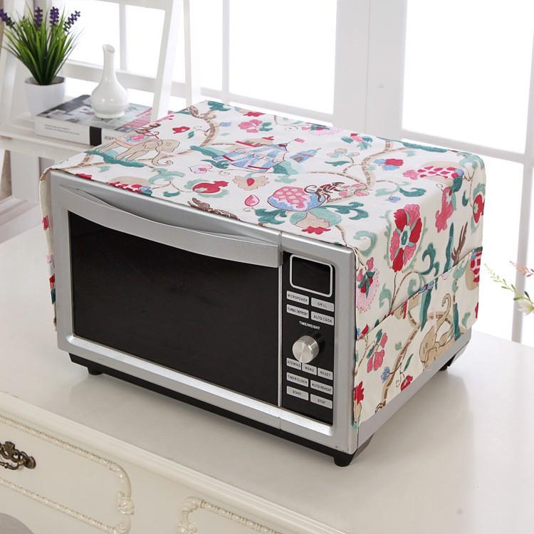 Khăn vải phủ lò vi sóng, lò nướng, tủ lạnh, máy giặt KTT005 - 2810809 , 801388288 , 322_801388288 , 75000 , Khan-vai-phu-lo-vi-song-lo-nuong-tu-lanh-may-giat-KTT005-322_801388288 , shopee.vn , Khăn vải phủ lò vi sóng, lò nướng, tủ lạnh, máy giặt KTT005