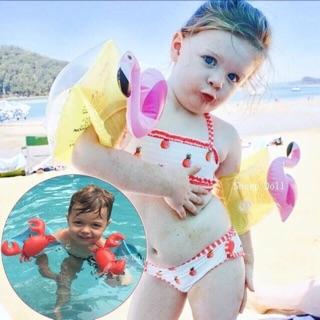 Freeship 99k TQ_Phao tay cho bé tập bơi