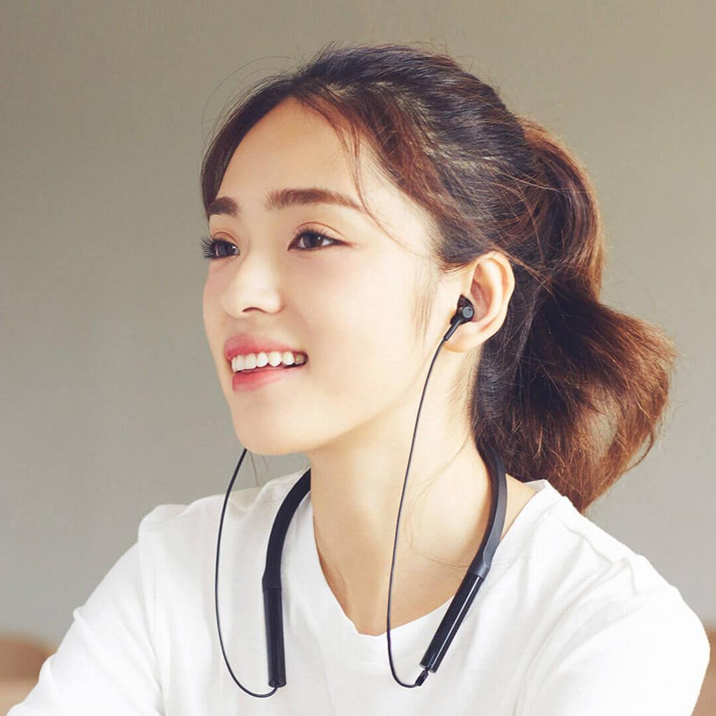 Tai nghe Bluetooth đeo cổ Xiaomi Neckband basic Đen / Đỏ [BH chính hãng 6 tháng]