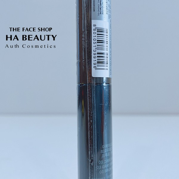 [The Face Shop AUTH] Mascara lông mày Designing Brow Color 6.5g TFSN20