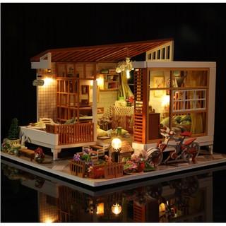 Mô hình nhà búp bê gỗ DIY – Like A Dream giấc mơ của mùa hè