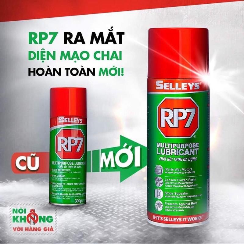 RP7 BÌNH XỊT CHỐNG RỈ SÉT