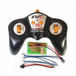 Điều khiển 3 motor 6V