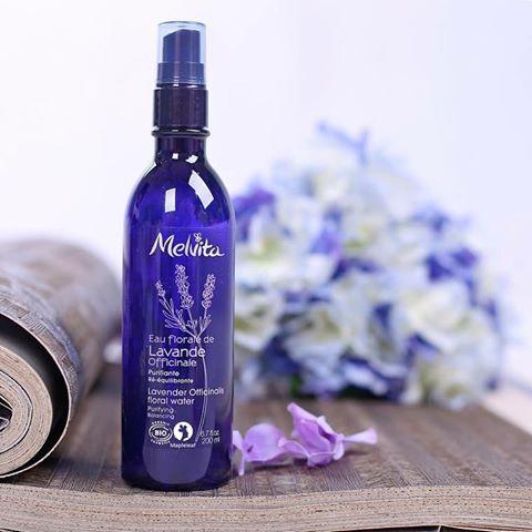 Nước hoa hồng Melvita 200ML Pháp Hoa hồng giá rẻ