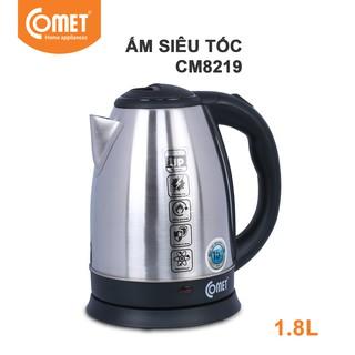 Bình đun siêu tốc 1.8L COMET - CM8219 thumbnail