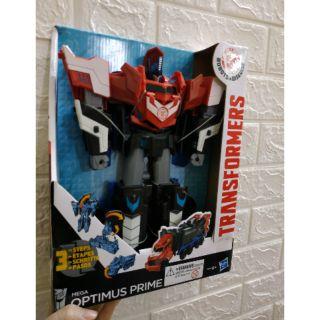 Bộ Transformer biến hình Hasbro cao cấp 30cm – Optimus Prime
